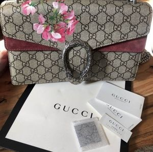 Authentic Gucci Bloom Dionysus Bag
